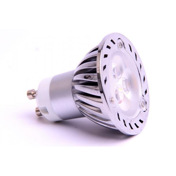 Alvorlig LED spot GU10 5W - LED pærer GU10 - LysExperten.dk ApS UC91