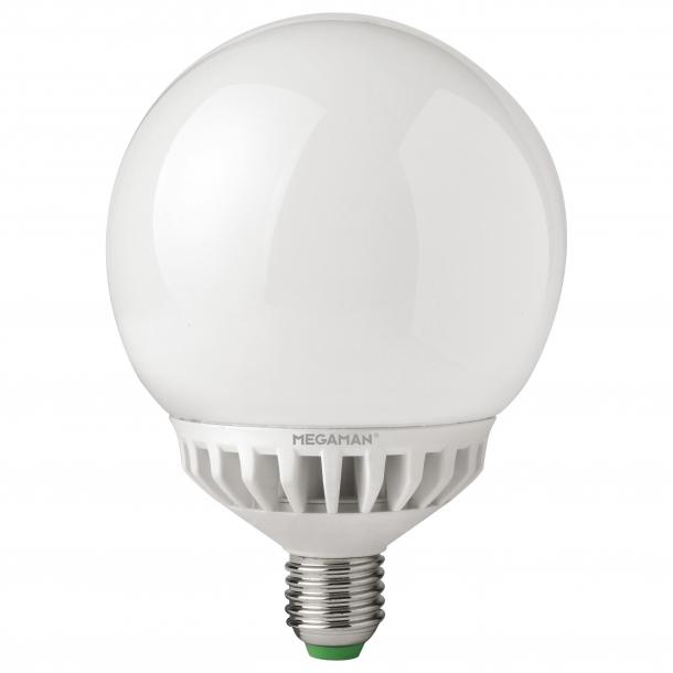LED Globe pære E27 8W Dæmpbar