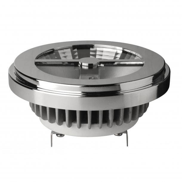 AR111  LED 15W G53 dæmpbar 12V AC/DC