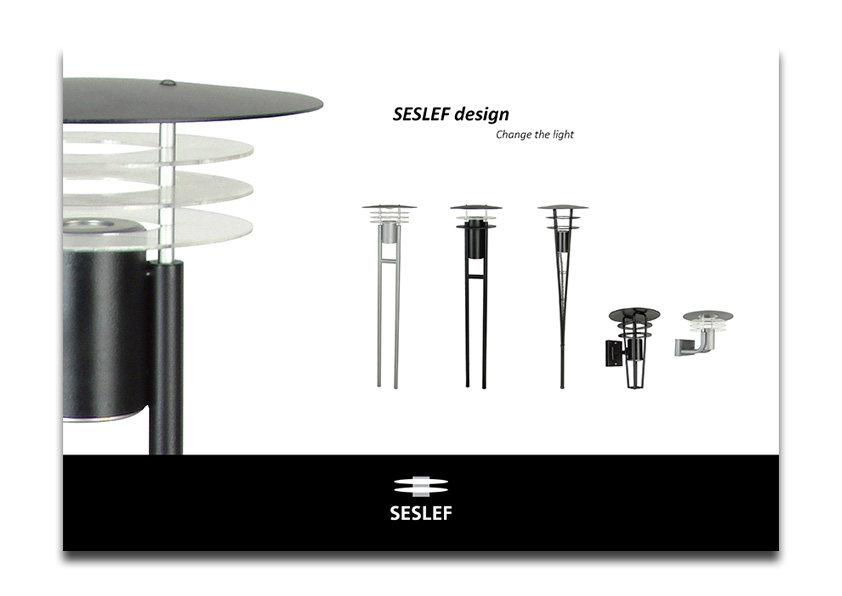 SESLEF designlamper - LysExperten.dk ApS
