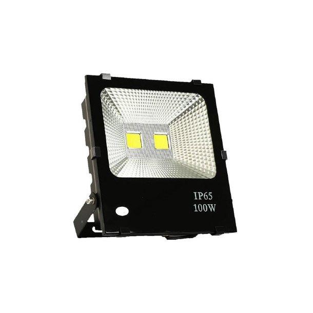 LED-projektør 100w 6000K