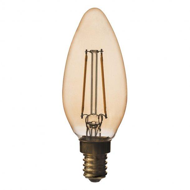 Dekorations pære LED E14
