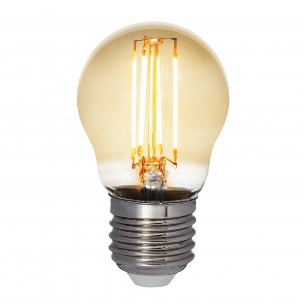 Dekorationspære  LED Dæmpbar E27