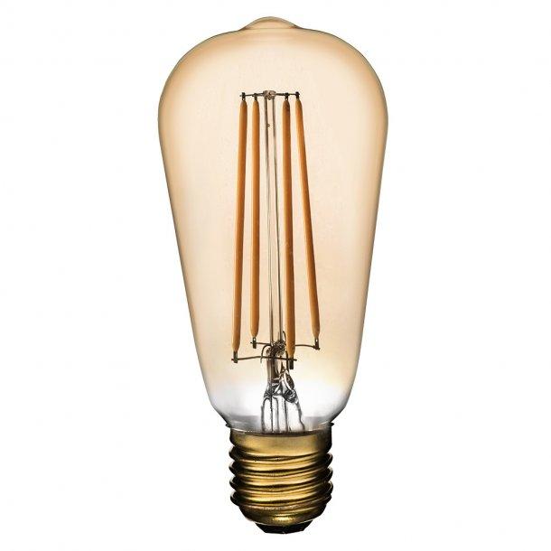 Dekorations pære LED 5W E27 dæmpbar