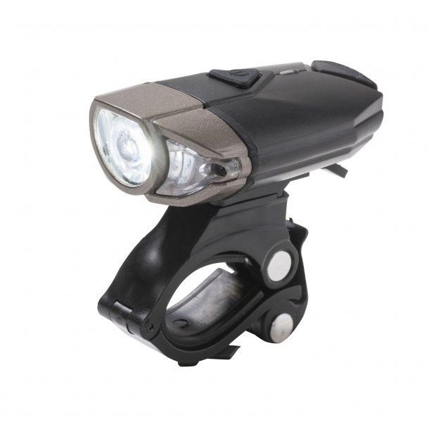 Cykellygte LED genopladlig 3w