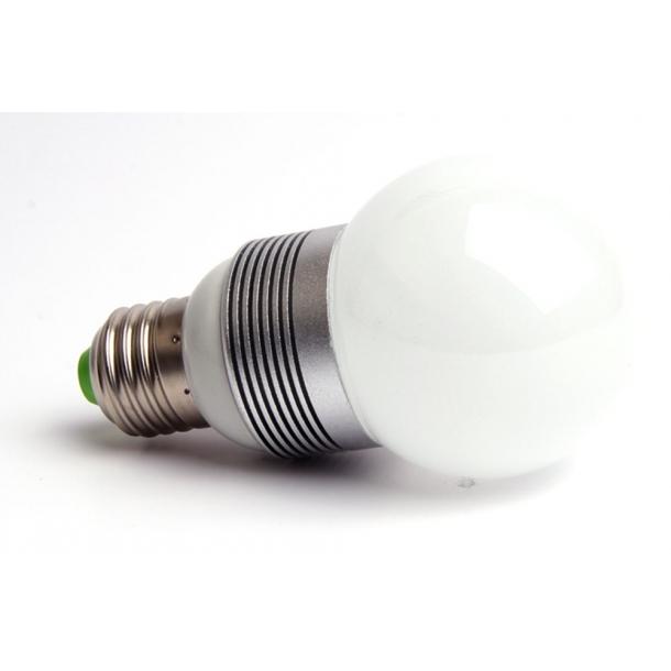 Splinterny LED pære E27 3W - LED pærer E27 - LysExperten.dk ApS VS76